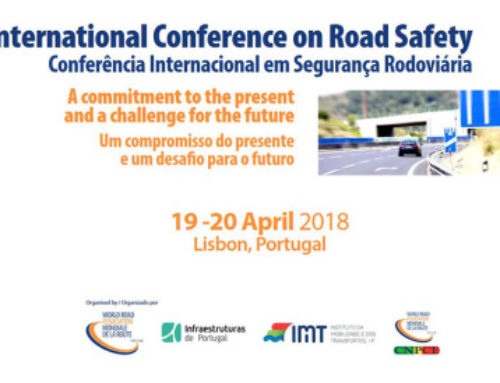 PIARC – International Conference on Road Safety, 2018