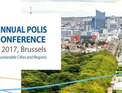 "POLIS – Annual Conference ""Transport innovation for sustainable cities and regions"", Brussels, 2017"