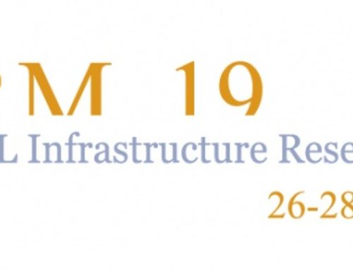 FEHRL – Infrastructure Research Meeting (FIRM19), Brussels, 2019