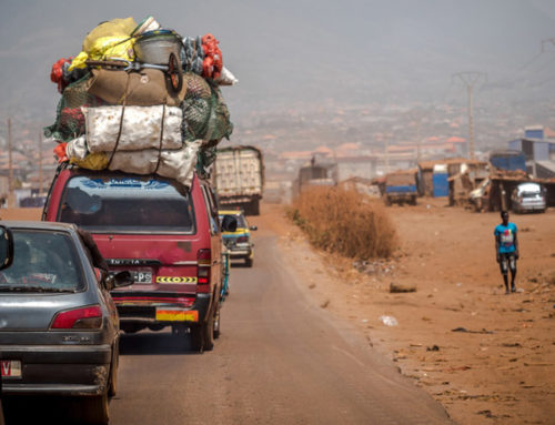 European Commission – Paving the way for safer roads in Africa, 2018