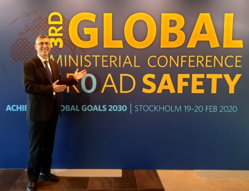 3rd Global High-Level Conference on Road Safety, Stockholm, Sweden, 2020