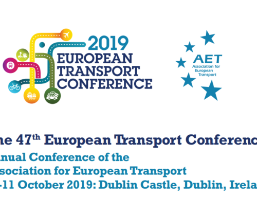 AET – 47th European Transport Conference, Dublin 2019