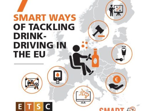 ETSC – 7 SMART Ways of tackling Drink-Driving in Europe, 2019