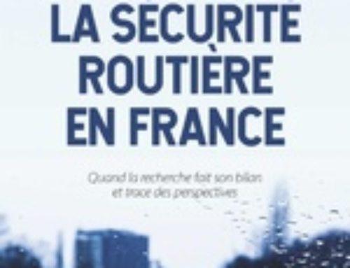 L. Carnis, C. Gabaude, M. Gallenne – La sécurité routière en France, 2019
