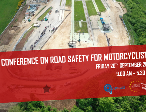 ERF – International Conference on Road Safety for Motorcyclists, Pereto, Italy, 2019