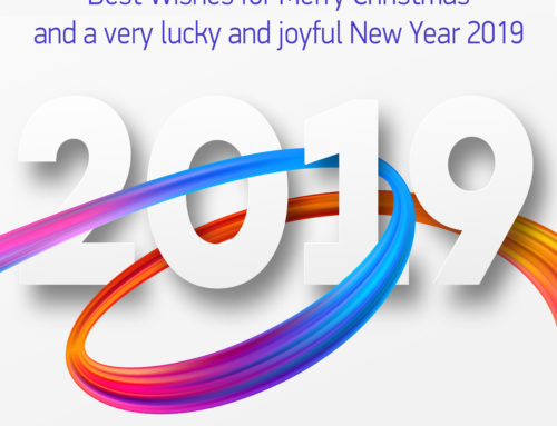 NTUA Best Wishes for a Lucky and Fruitful 2019