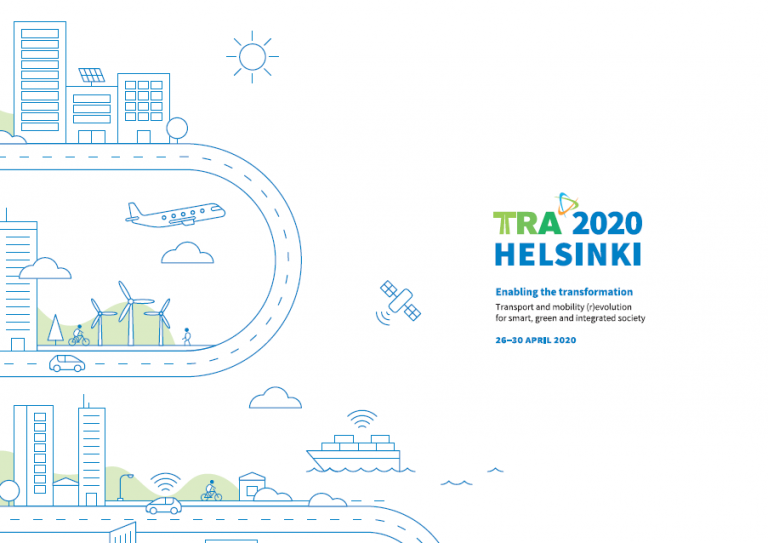 Transport Research Arena, Helsinki, 2020
