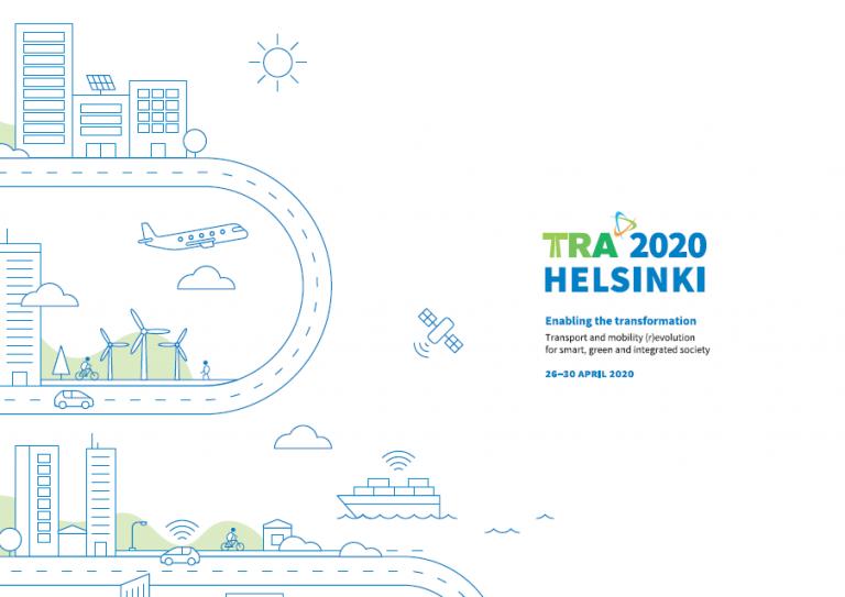 Transport Research Arena, Helsinki, 2020