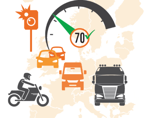 ETSC – Reducing Speeding in Europe, 2019