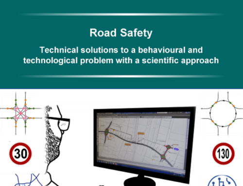 Colonna P., Ranieri V., Berloco N., Intini P. – Road safety. Technical solutions to a behavioural and technological problem with a scientific approach, December 2020