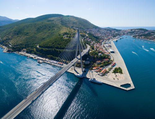 "ERF – European Road Conference ""Corridors for Shared Prosperity"", Dubrovnik, 2018"