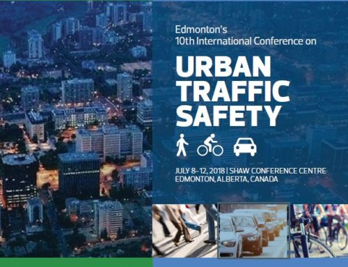 10th International Conference on Urban Traffic Safety, Edmonton, 2018