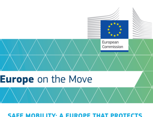 European Commission – New Integrated Policy for the Future of Road Safety, 2018