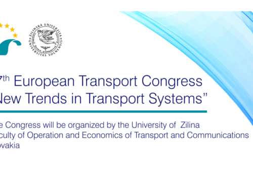EPTS – 17th European Transport Conference, Bratislava, 2019