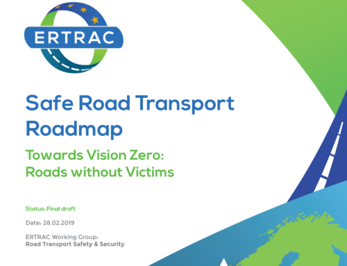 ERTRAC – Safe Road Transport Roadmap, 2019