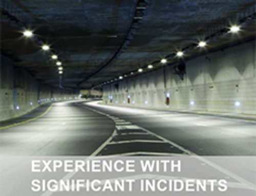 PIARC – Experience with Significant Incidents in Road Tunnels 2016