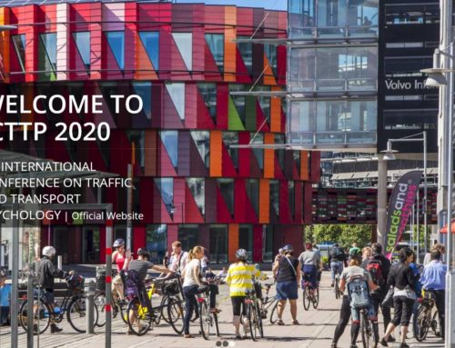 VTI-SAFER – 7th International Conference on Traffic and Transport Psychology (ICTTP), Gothenburg, 2020