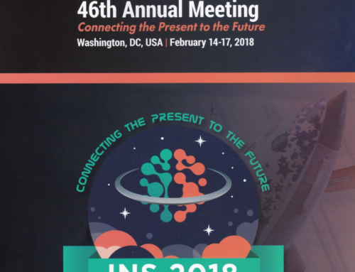 46th Annual Meeting International Neuropshychological Society, Washington, 2018