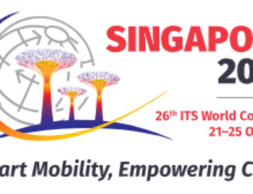 26thIntelligent Transport Systems World Congress, Singapore, 2019