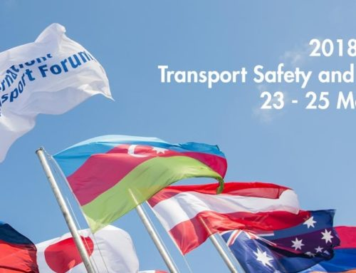 ITF – Summit on Transport Safety and Security, Leipzig, 2018