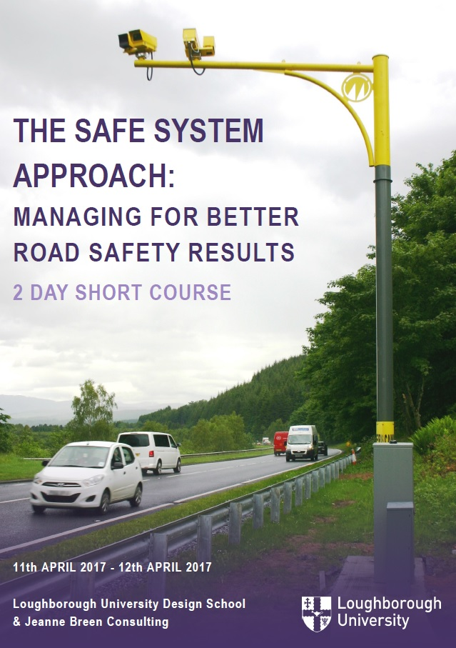 Loughborough University – Short Course on Safe System Approach ...