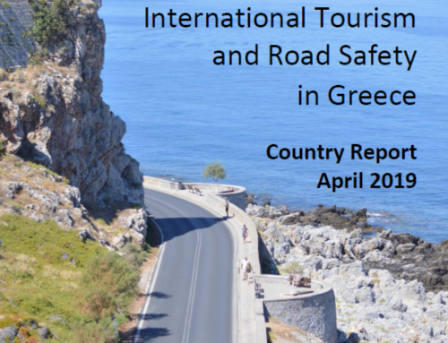 NGO Make Roads Safe Hellas – International Tourism and Road Safety in Greece, 2019
