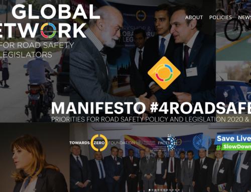 Global Network for Road Safety Legislators – Manifesto #4RoadSafety, 2017