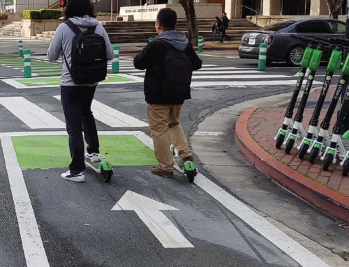 NACTO – Guidelines for Regulating Shared Micromobility, 2019