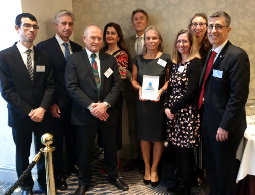 SaferAfrica Wins the Prince Michael International Road Safety Award 2019