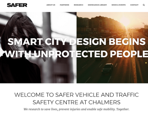 SAFER's new Website, 2017