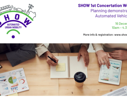 SHOW – 1st Concertation Workshop, online, December 2020