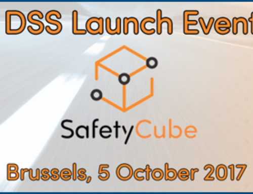 SafetyCube – European Decision Support System Launch Event, Brussels, 2017