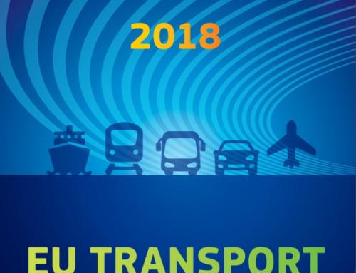 EU transport in figures 2018