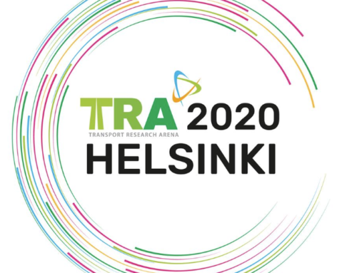 Transport Research Arena (TRA), Helsinki, 2020