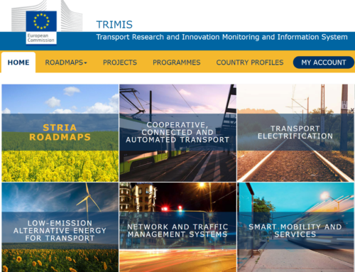 European Commission launched TRIMIS, 2017