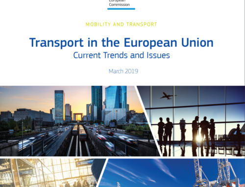 European Commission – Current Trends in Transport in the European Union, 2019