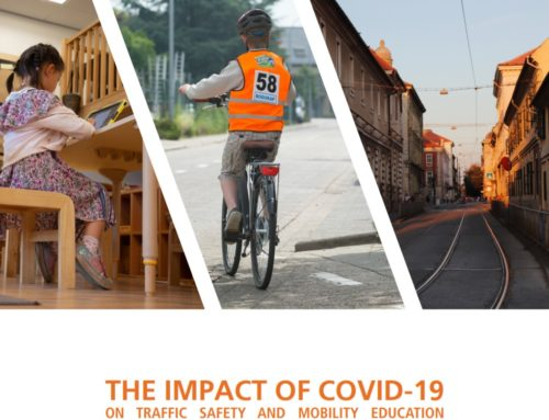 ETSC – The Impact of COVID-19 on Traffic Safety and Mobility Education Report, January 2021