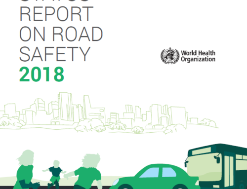 WHO – Global status report on road safety 2018