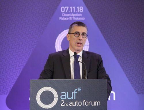 "Ethos Events – 2nd Auto Forum ""Change your car!"", 2018"