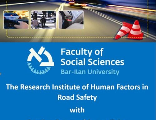 Bar-Ilan University – 29 Annual Conference on Road Safety, July 2021