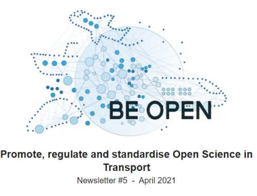 BE OPEN – 5th Newsletter, April 2021