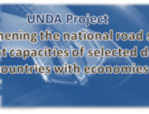 UNECE – Albania Road Safety Performance Review Capacity Building Workshop, 2018