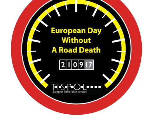 TISPOL / EC – EDWARD – European Day without a Road Death 2018