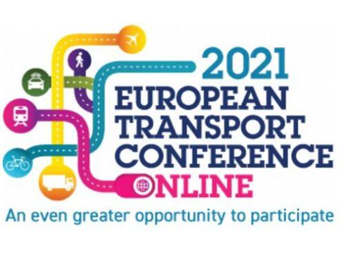 AET – 49th European Transport Conference, online, September 2021
