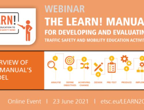 ETSC – LEARN! Manual Webinar, June 2021