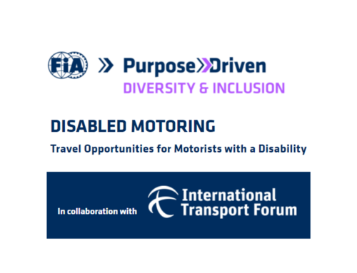 FIA/ITF – FIA Disabled Motoring Website , June 2021