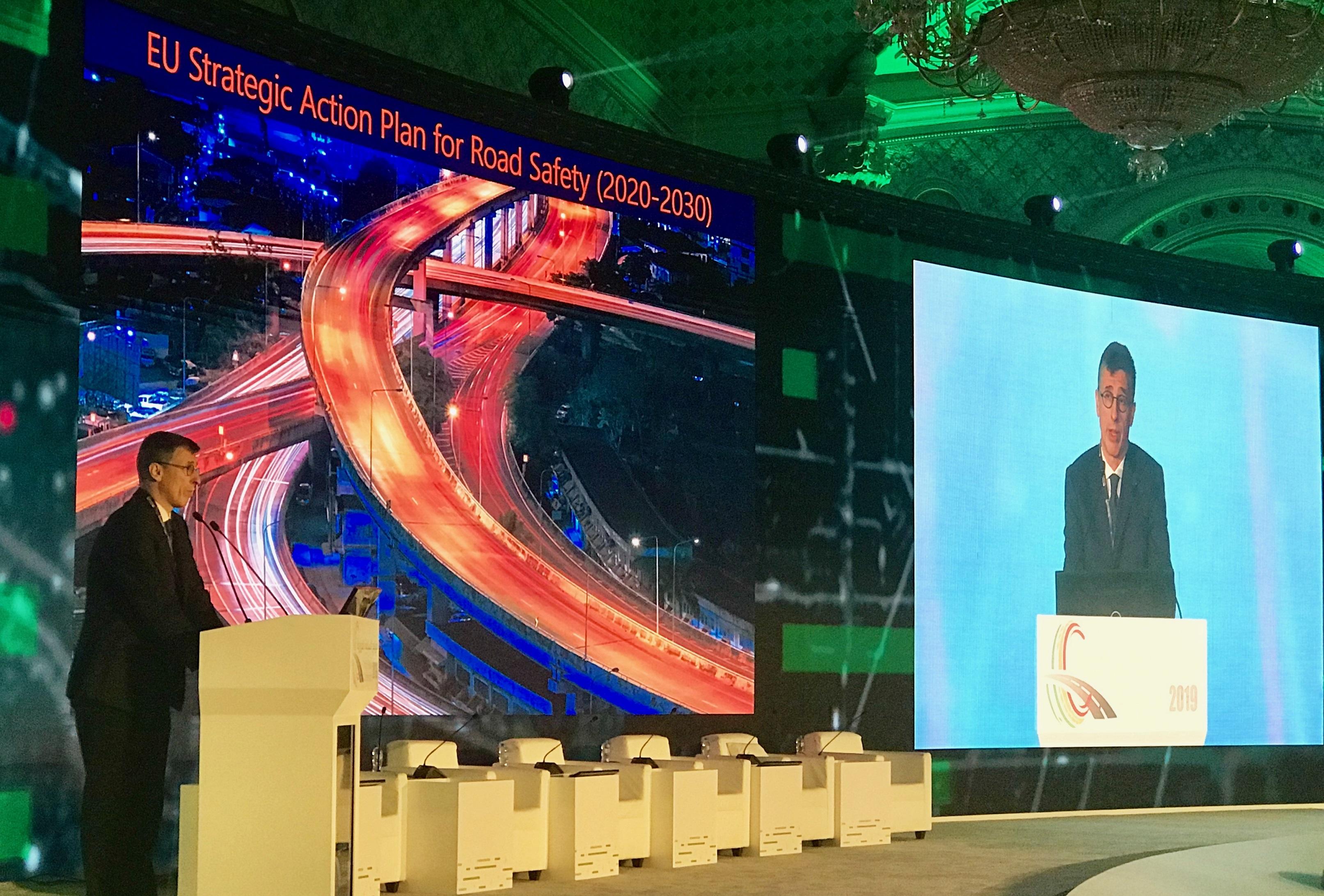 Saudi Arabia Traffic Safety Conference, Riyadh, 2019 – NRSO