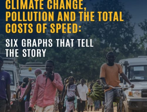 WB/GRSF -Road Crash Trauma, Climate Change, Pollution and the Total Costs of Speed Report, March 2021