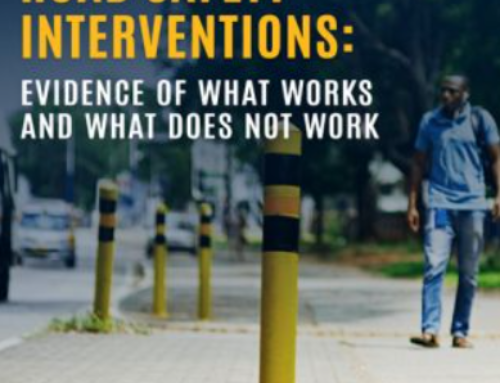 WB/GRSF – Guide for Road Safety Interventions Report, March 2021