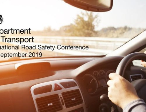 UK Department of Transport – International Road Safety Conference, London, 2019